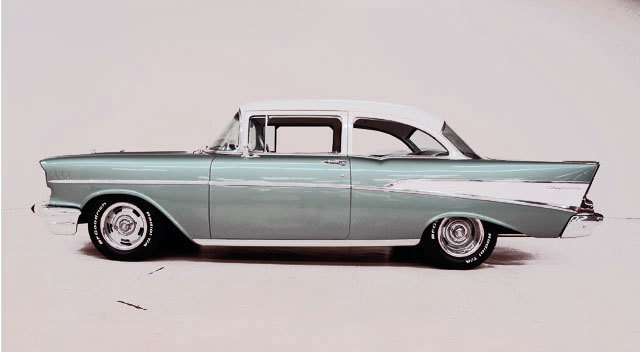 1957 1957 Chevrolet 210 For Sale