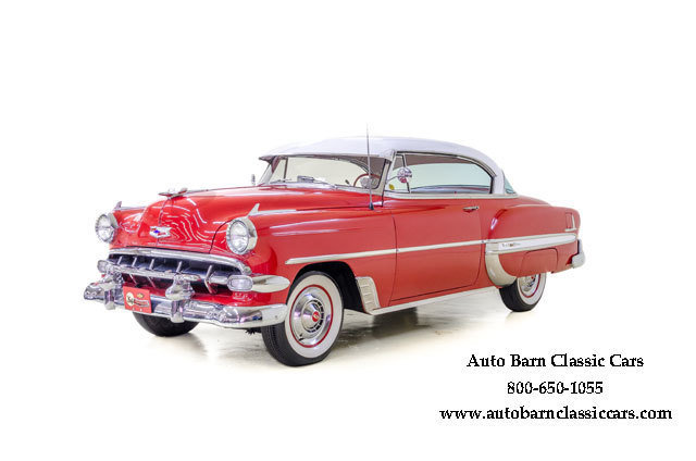 1954 1954 Chevrolet Bel Air For Sale