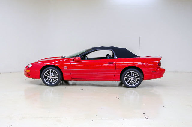 2002 2002 Chevrolet Camaro SS For Sale