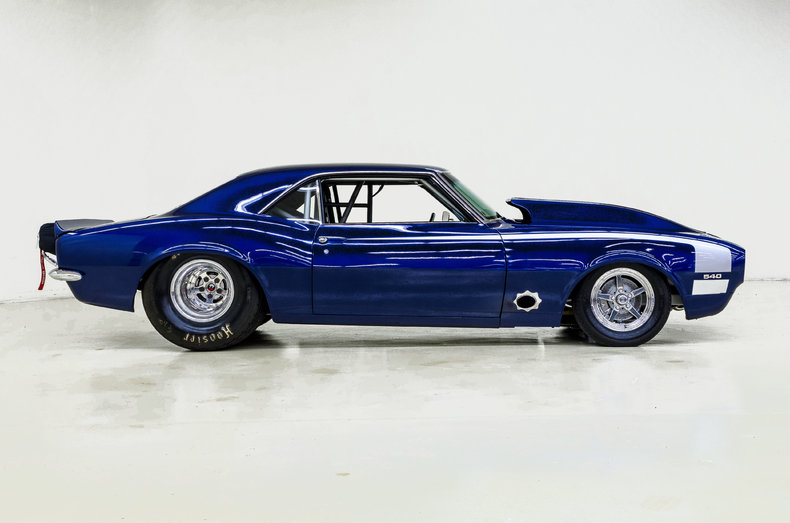 1968 1968 Chevrolet Camaro SS RS ProStreet For Sale