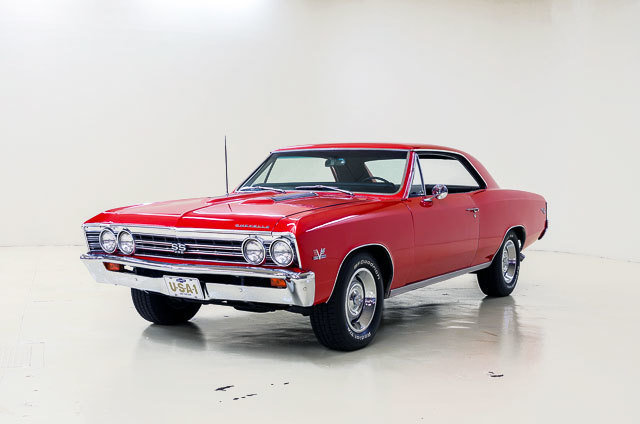 1967 1967 Chevrolet Chevelle SS For Sale