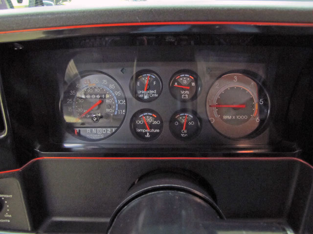 1987 1987 Chevrolet Monte Carlo SS For Sale
