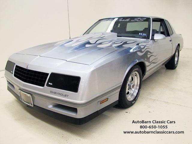 1987 Chevrolet Monte Carlo SS