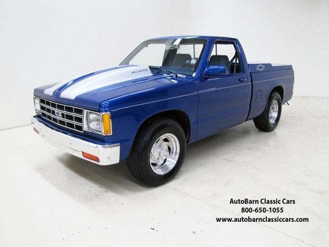 1985 GMC S15 Pickup