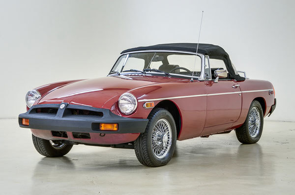 1979 1979 MG B For Sale