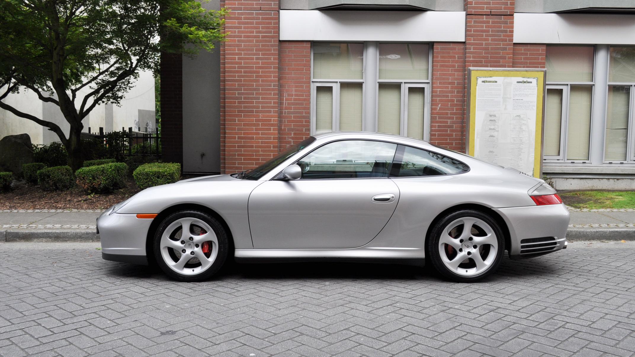 2002 porsche 911 carrera 4s autoform. Black Bedroom Furniture Sets. Home Design Ideas
