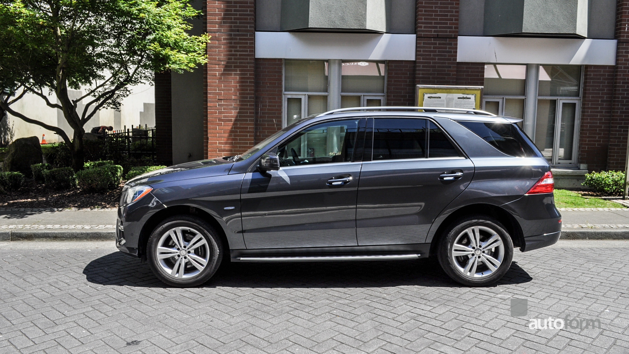 2012 mercedes benz ml350 bluetec 4matic autoform