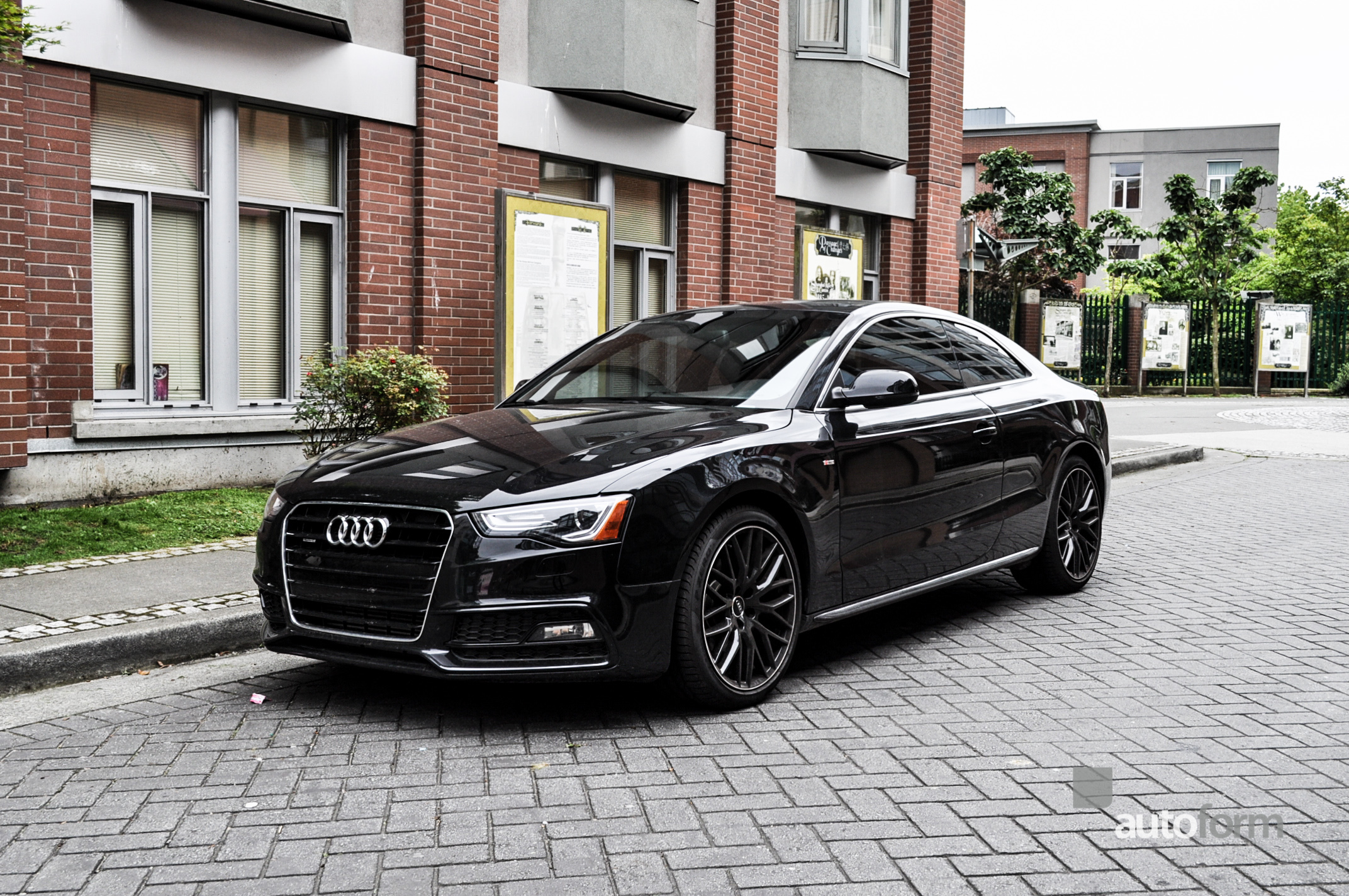 2014 audi a5 2 0 progressiv s line autoform. Black Bedroom Furniture Sets. Home Design Ideas