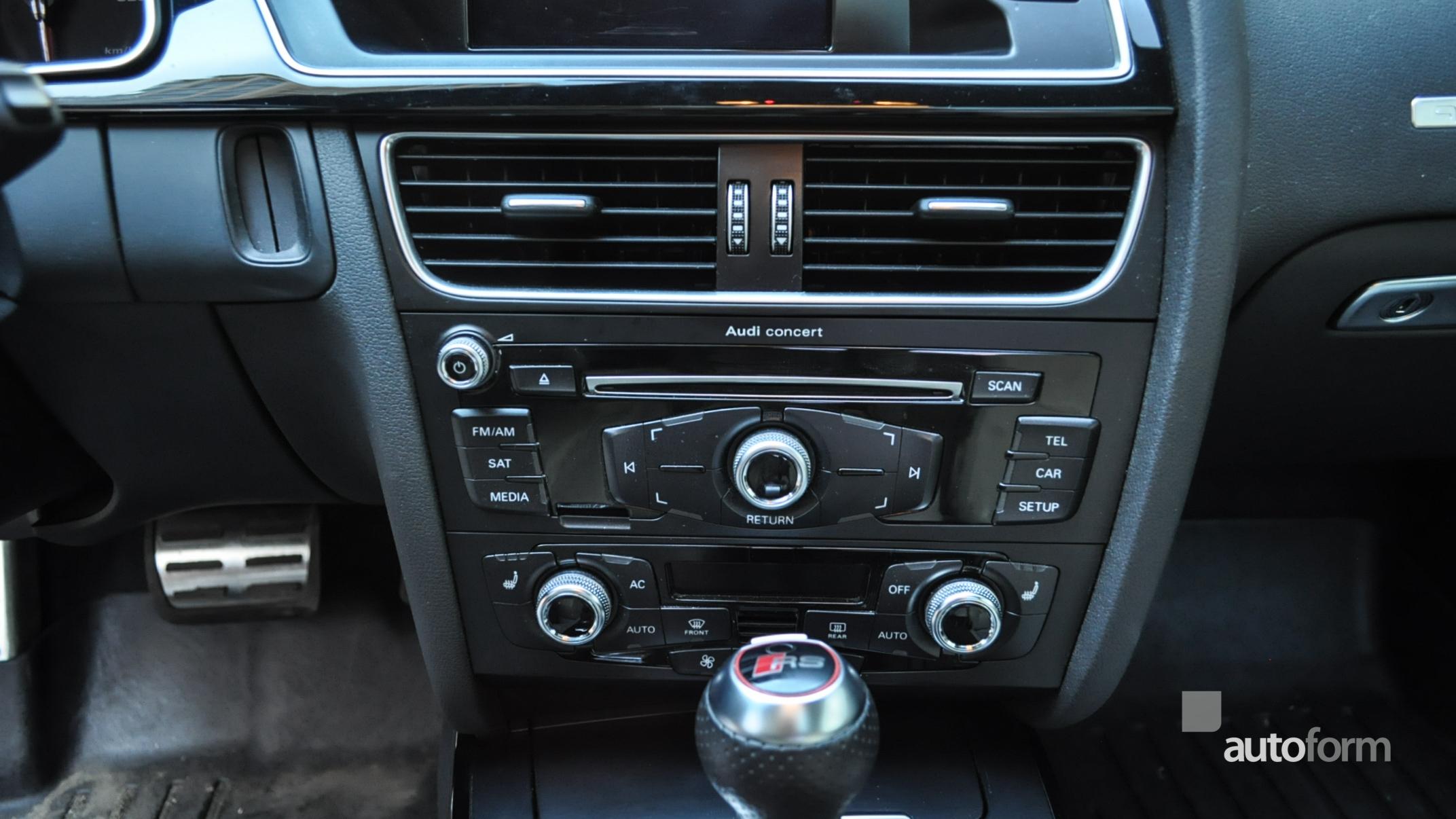 Audi rs5 finance deals