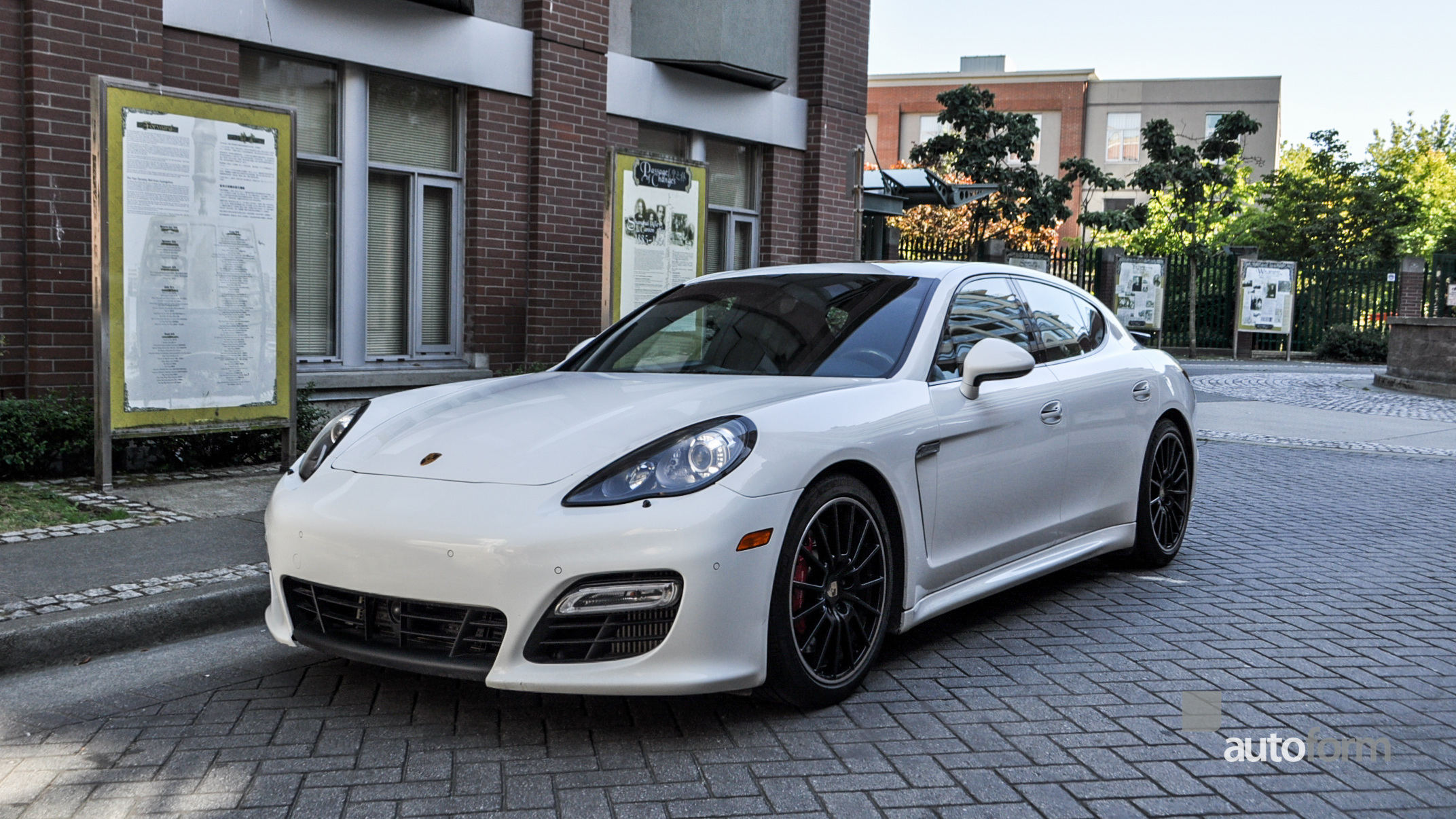 2013 porsche panamera turbo autoform. Black Bedroom Furniture Sets. Home Design Ideas