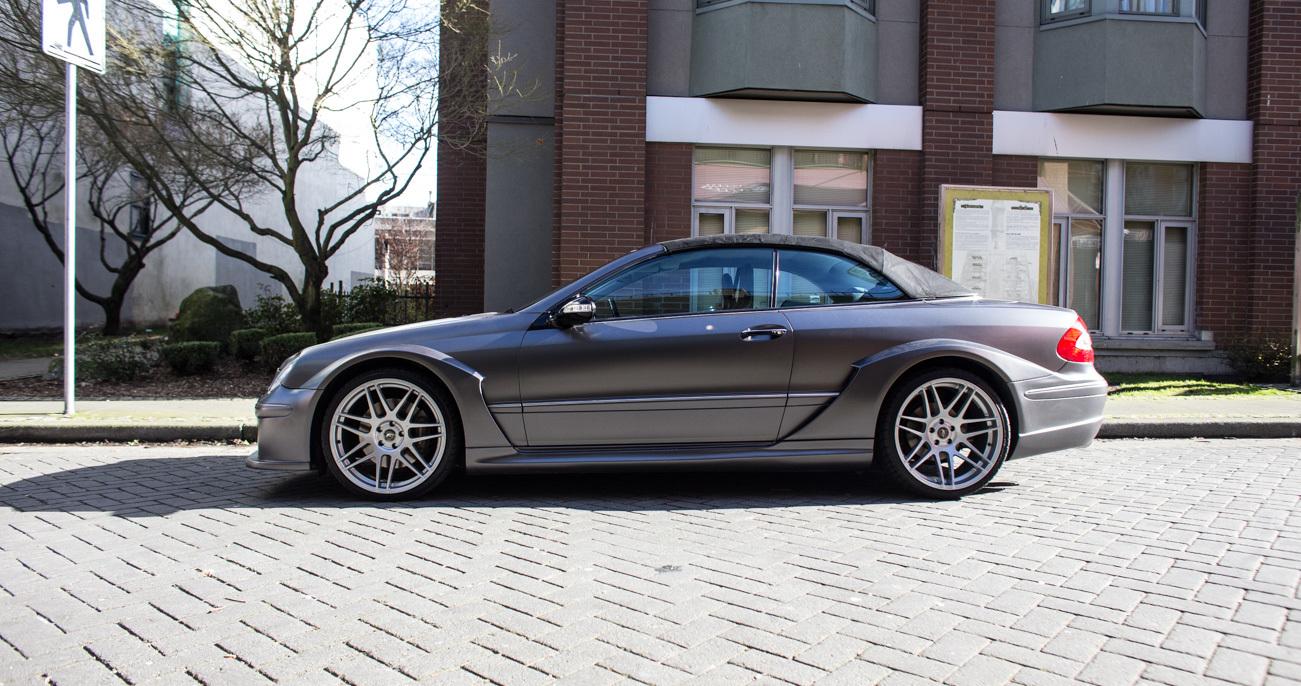 2004 mercedes benz clk500 cab autoform for 2004 mercedes benz clk500