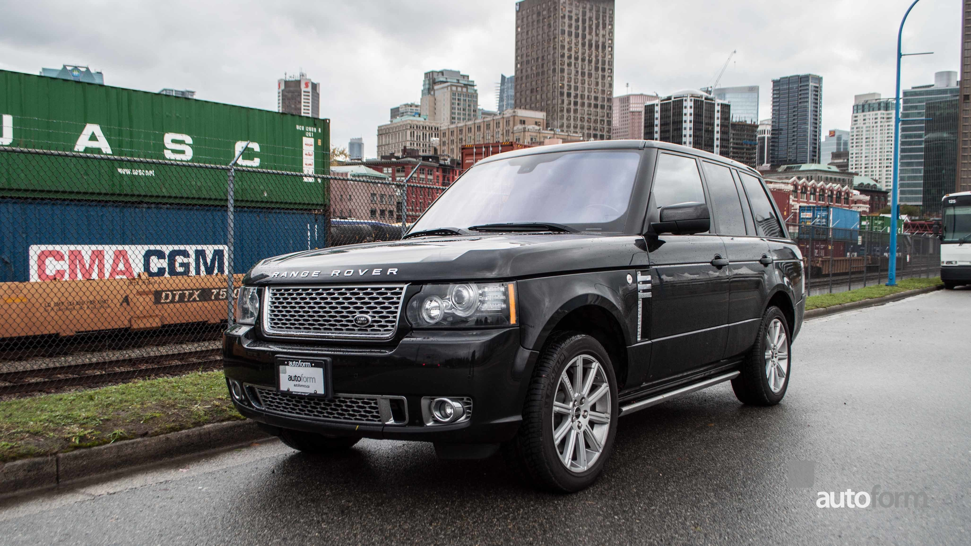 2012 land rover range rover autobiography supercharged autoform. Black Bedroom Furniture Sets. Home Design Ideas