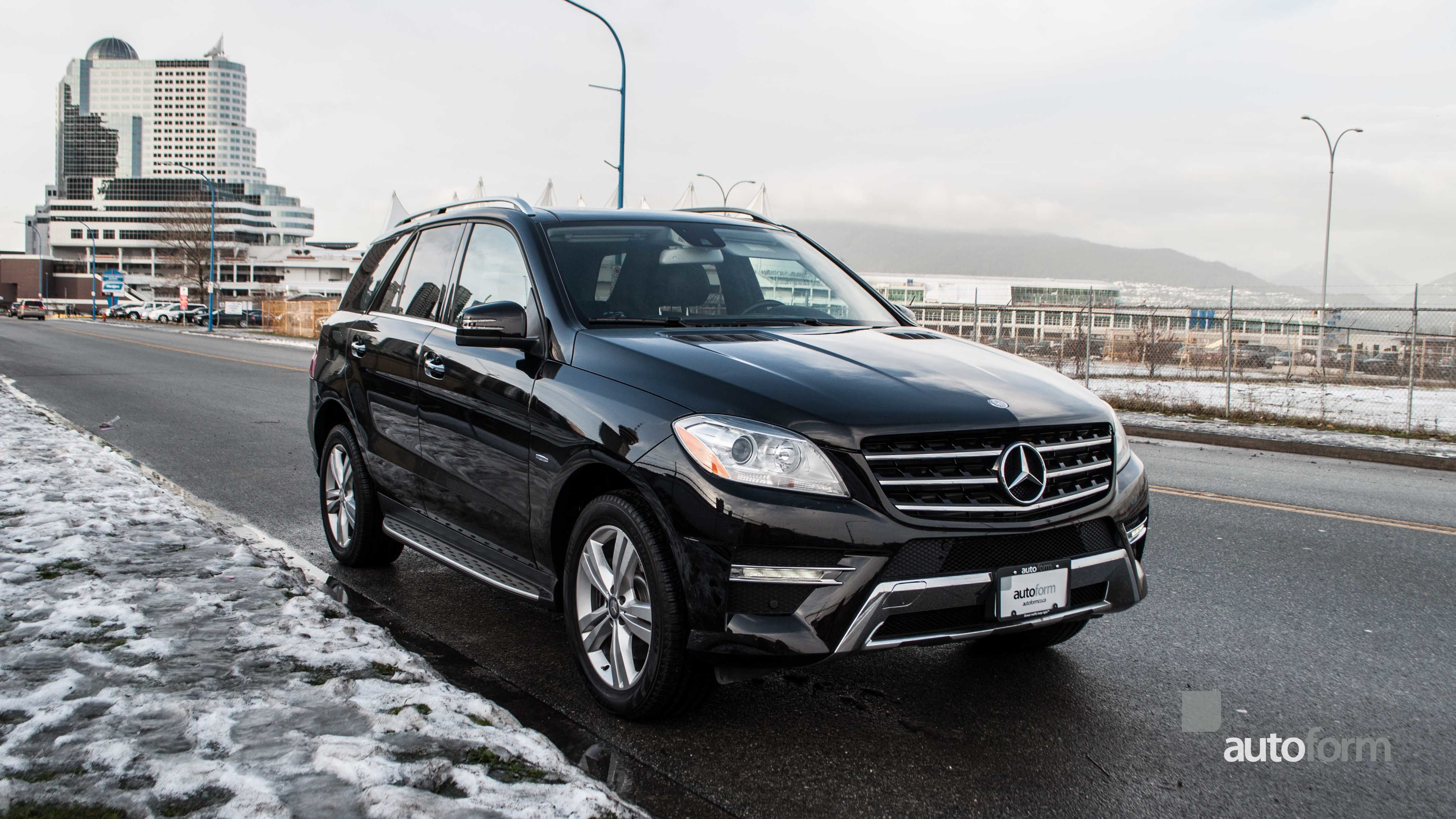 2012 mercedes benz ml350 bluetec 4matic autoform for Mercedes benz ml350 bluetec 4matic