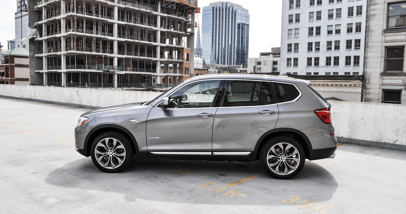 2016 Bmw X3 Xdrive28i Autoform
