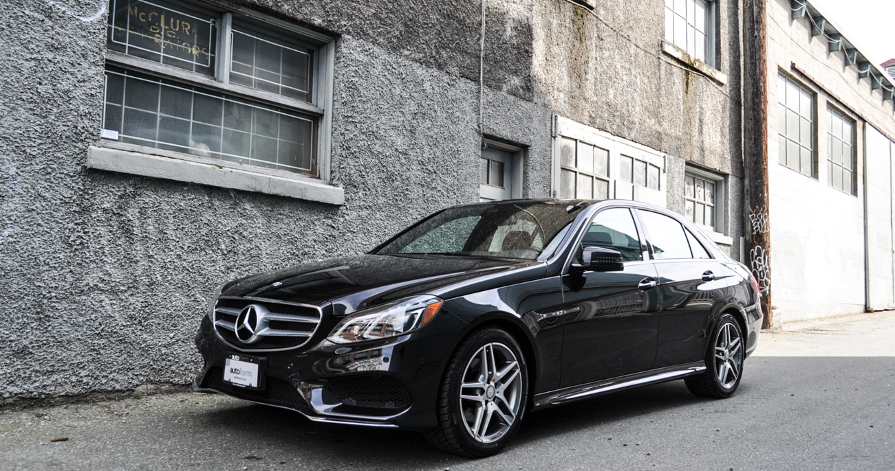 2016 Mercedes-Benz E400 4MATIC