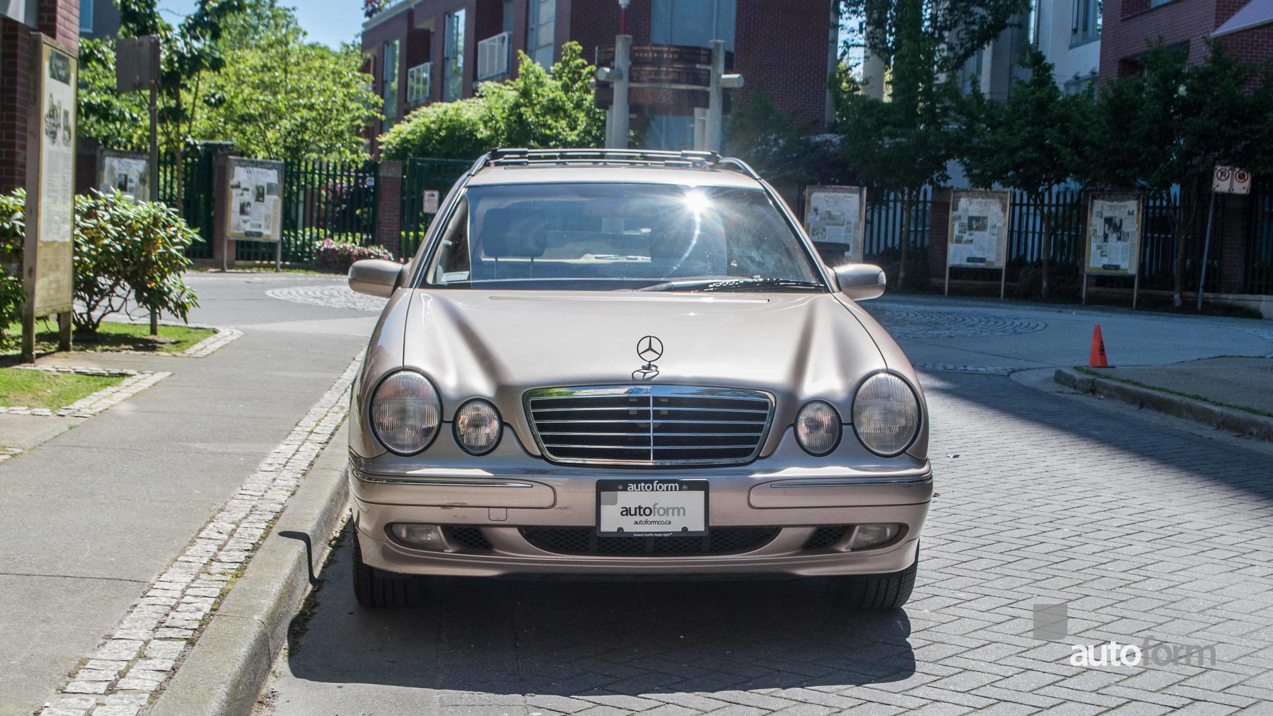 2000 mercedes benz e320 autoform for Mercedes benz e320
