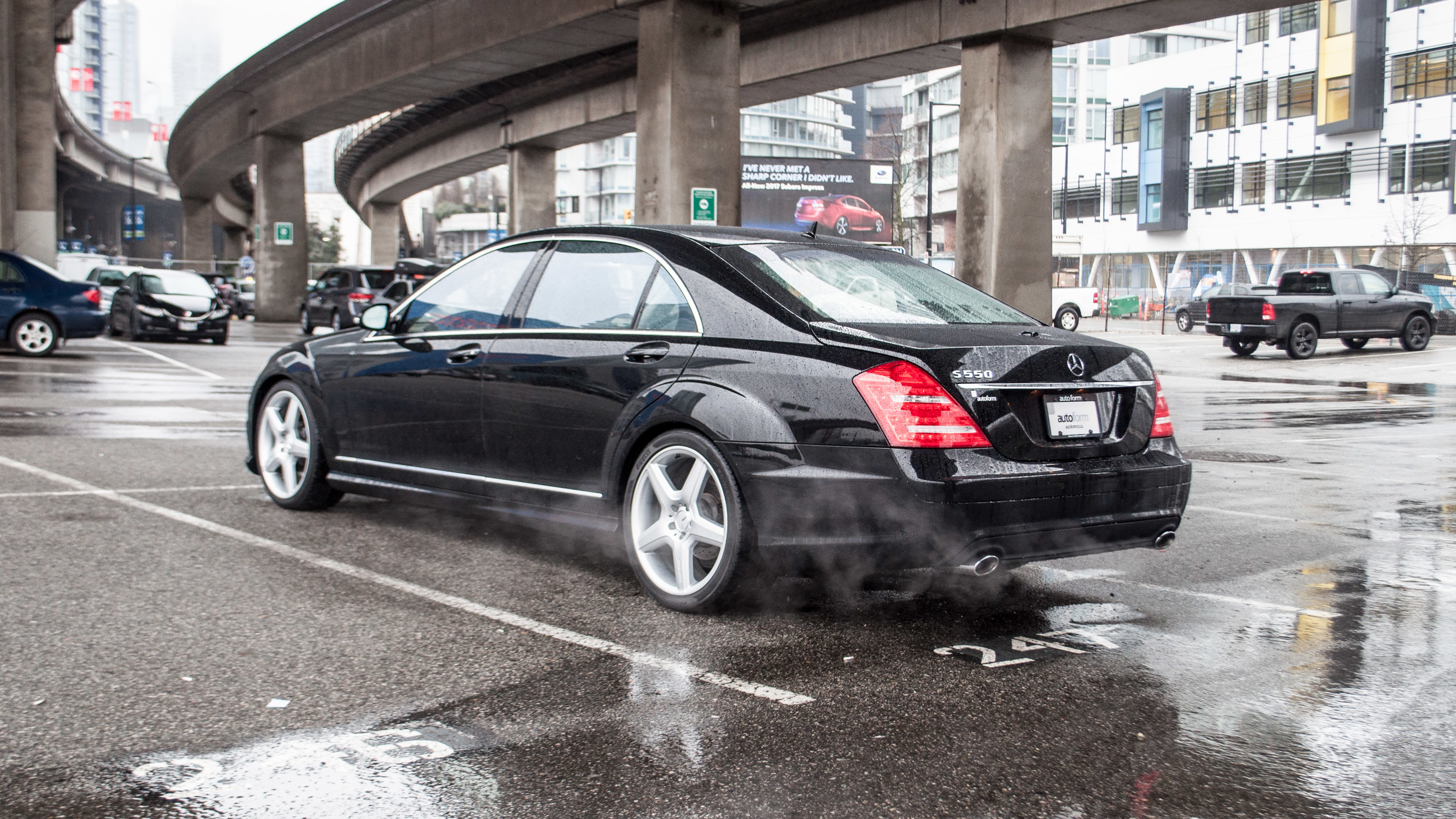 2007 mercedes benz s550 amg package autoform for Mercedes benz s550 2007