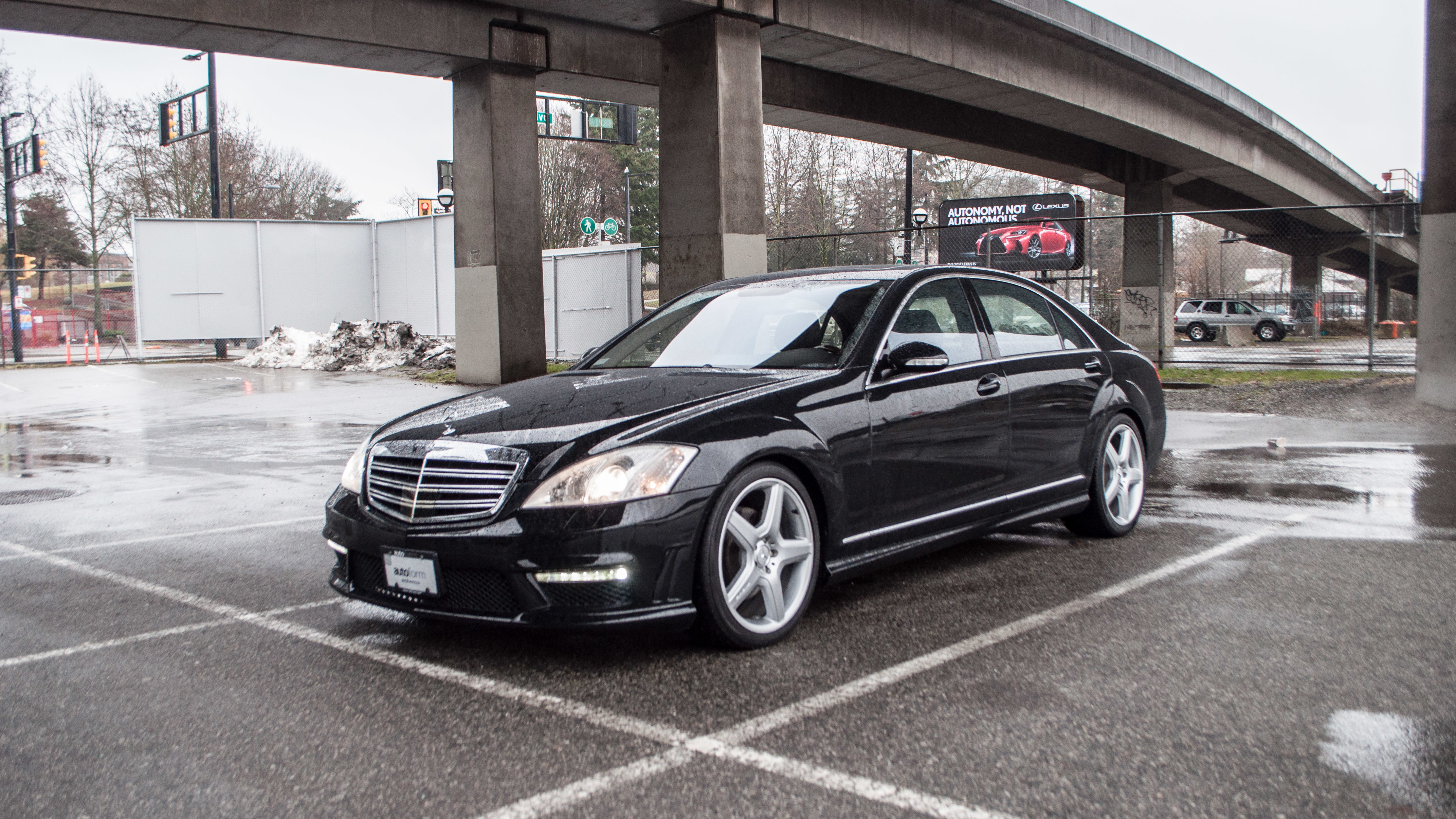 2007 Mercedes-Benz S550 AMG Package