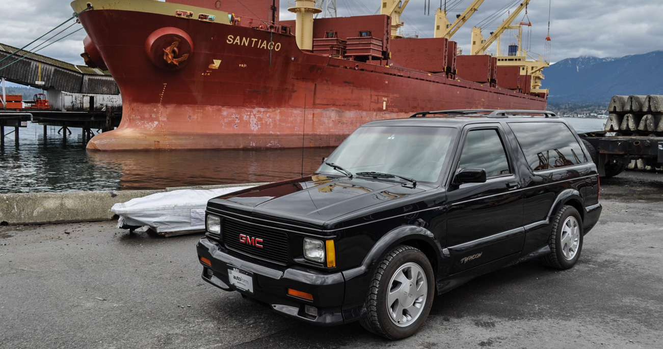1993 GMC TYPHOON TURBO