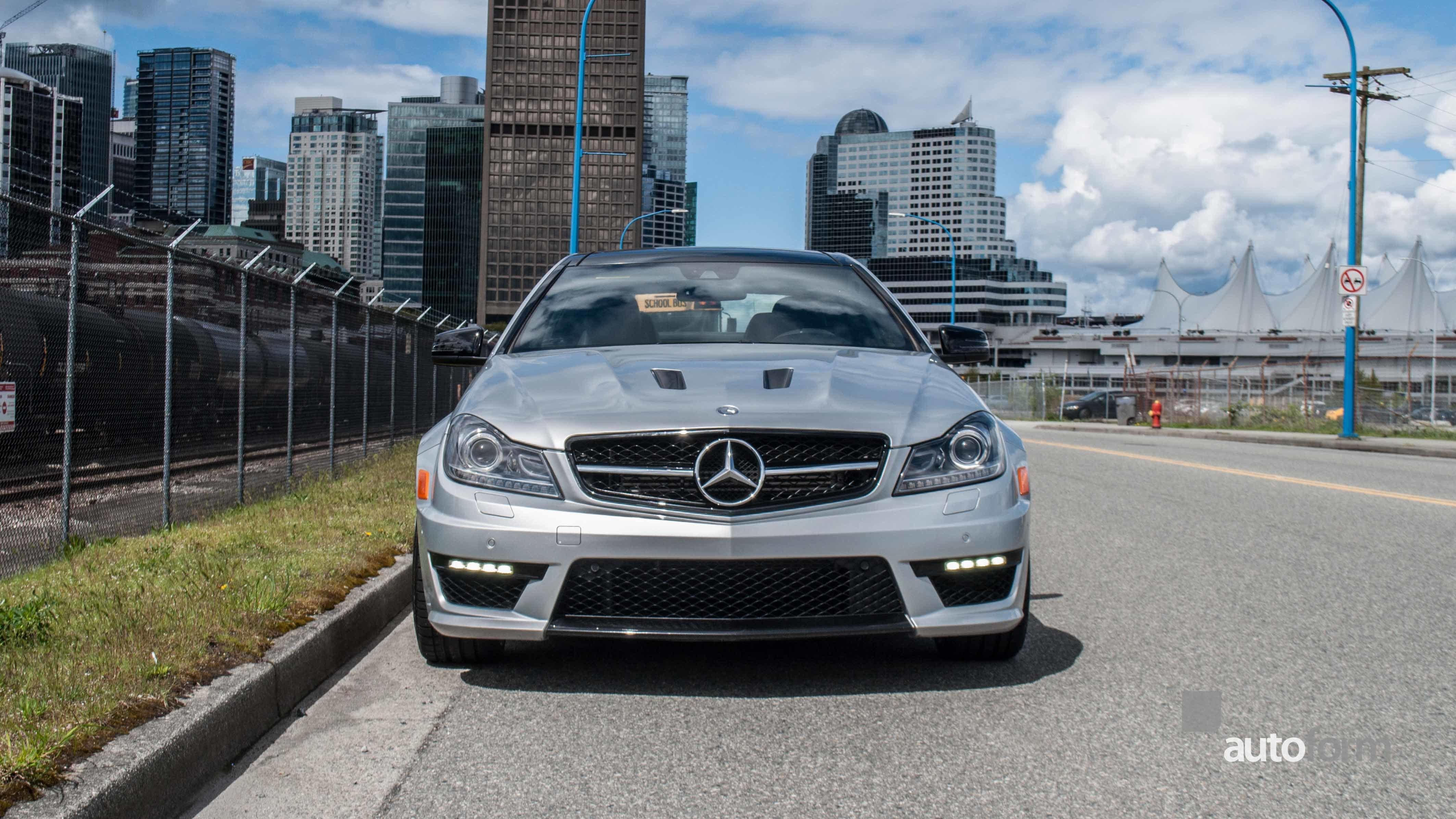 2014 mercedes benz c63 amg 507 edition autoform for Mercedes benz vancouver