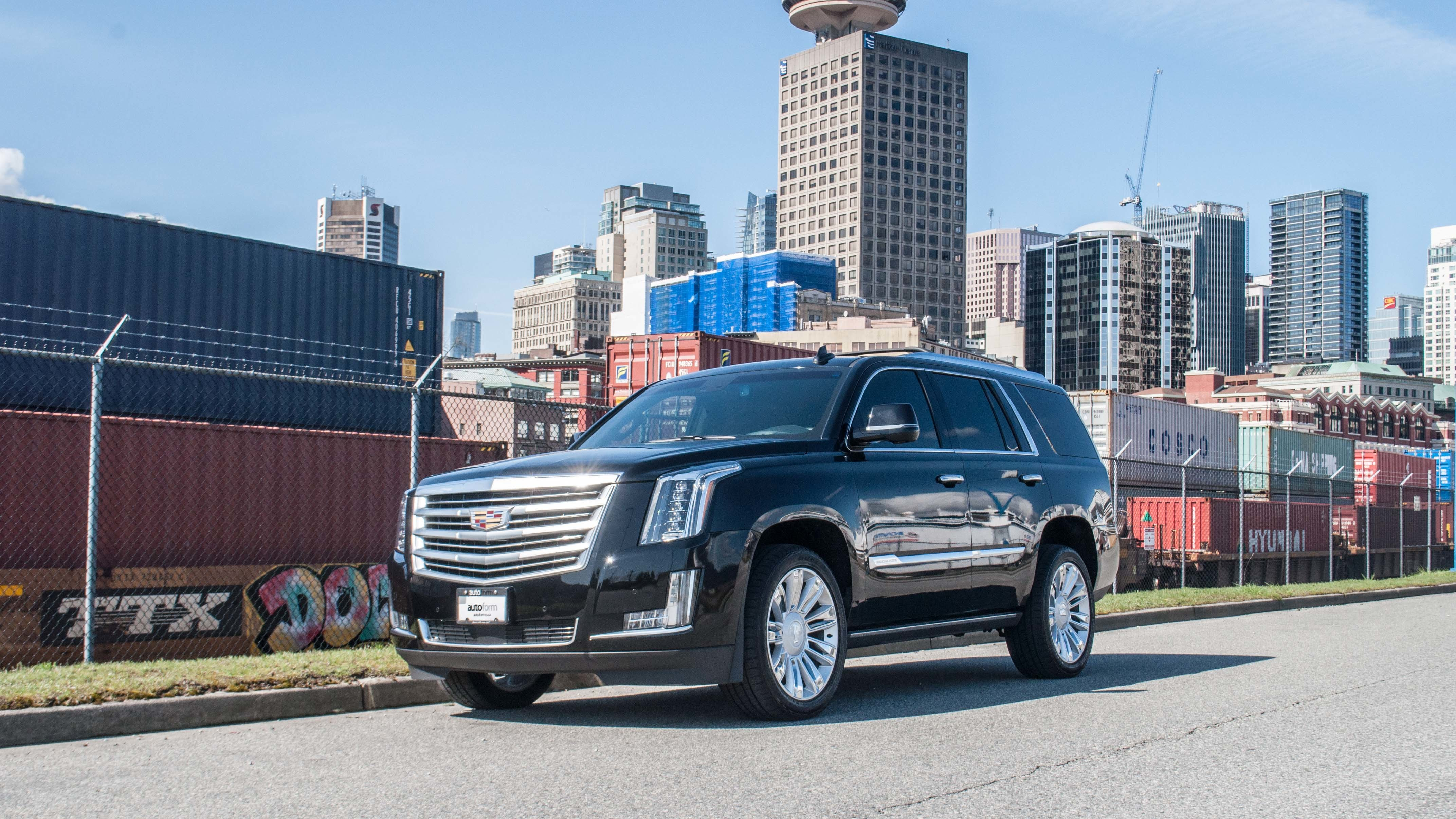 2015 Cadillac Escalade Platinum Edition