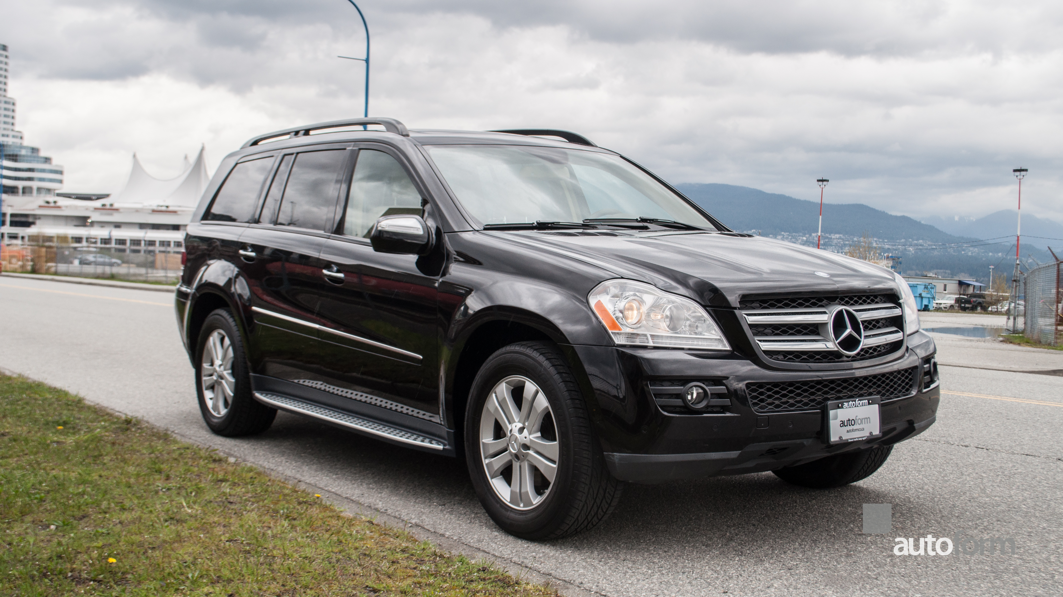 2009 mercedes benz gl450 autoform for Gl450 mercedes benz