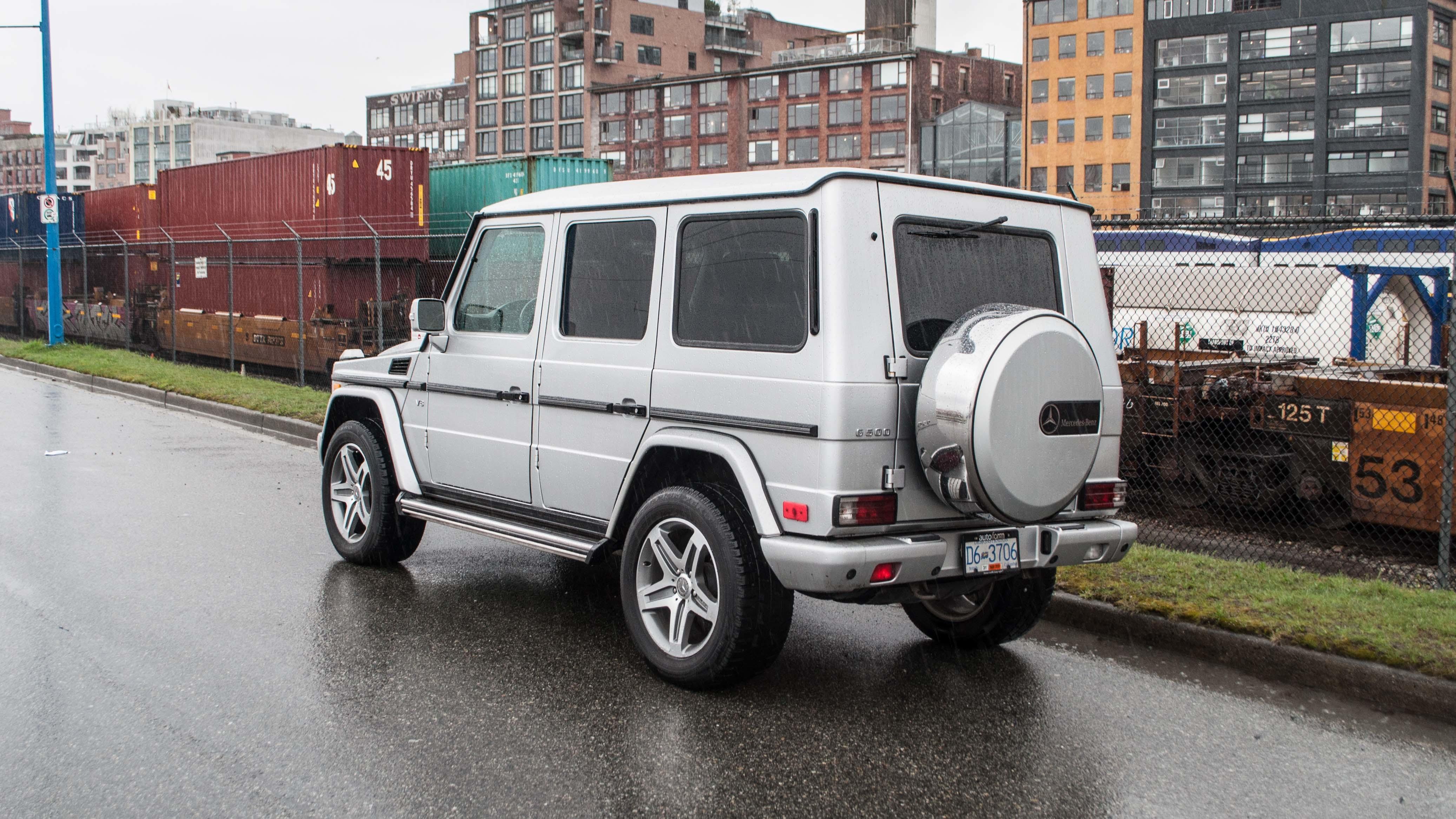 2003 mercedes benz g500 autoform for 2003 mercedes benz g500
