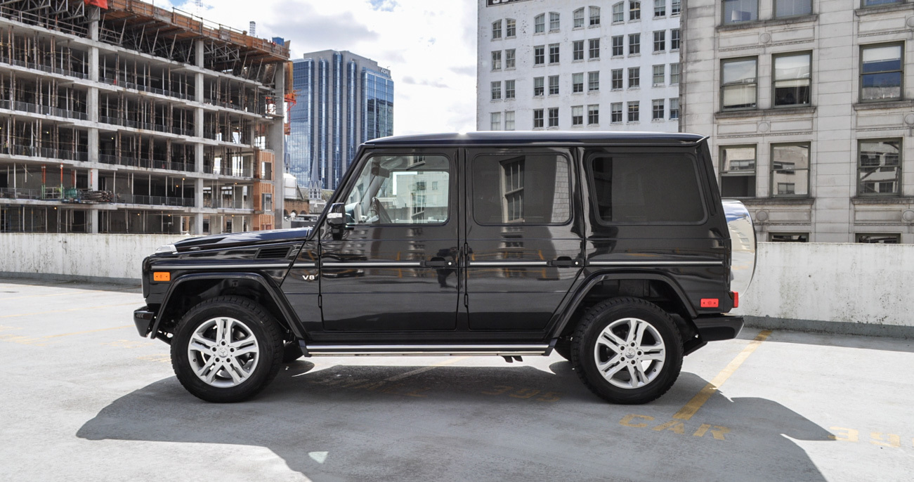 2011 mercedes benz g550 autoform
