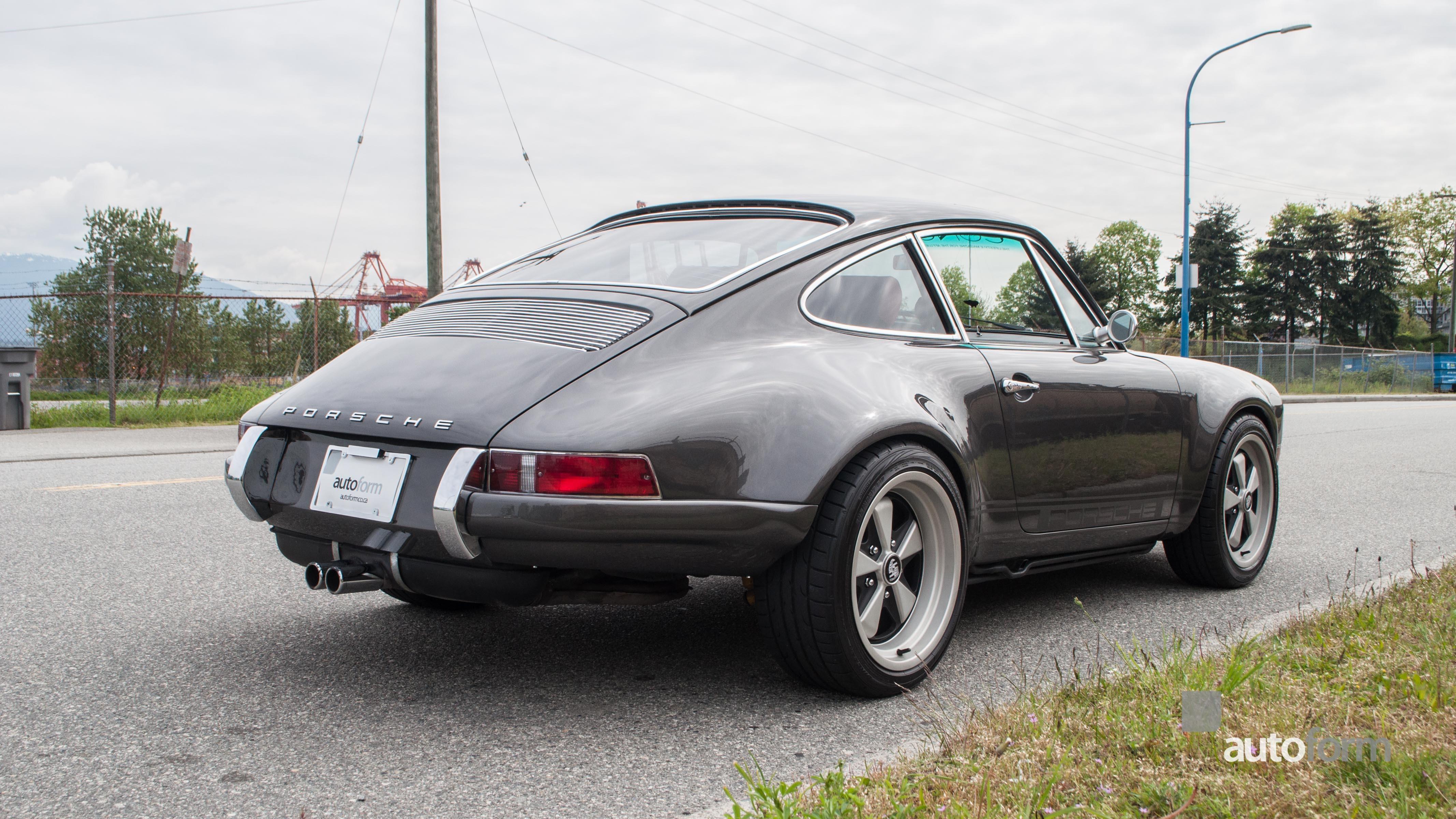 1985 Porsche 911 Autoform