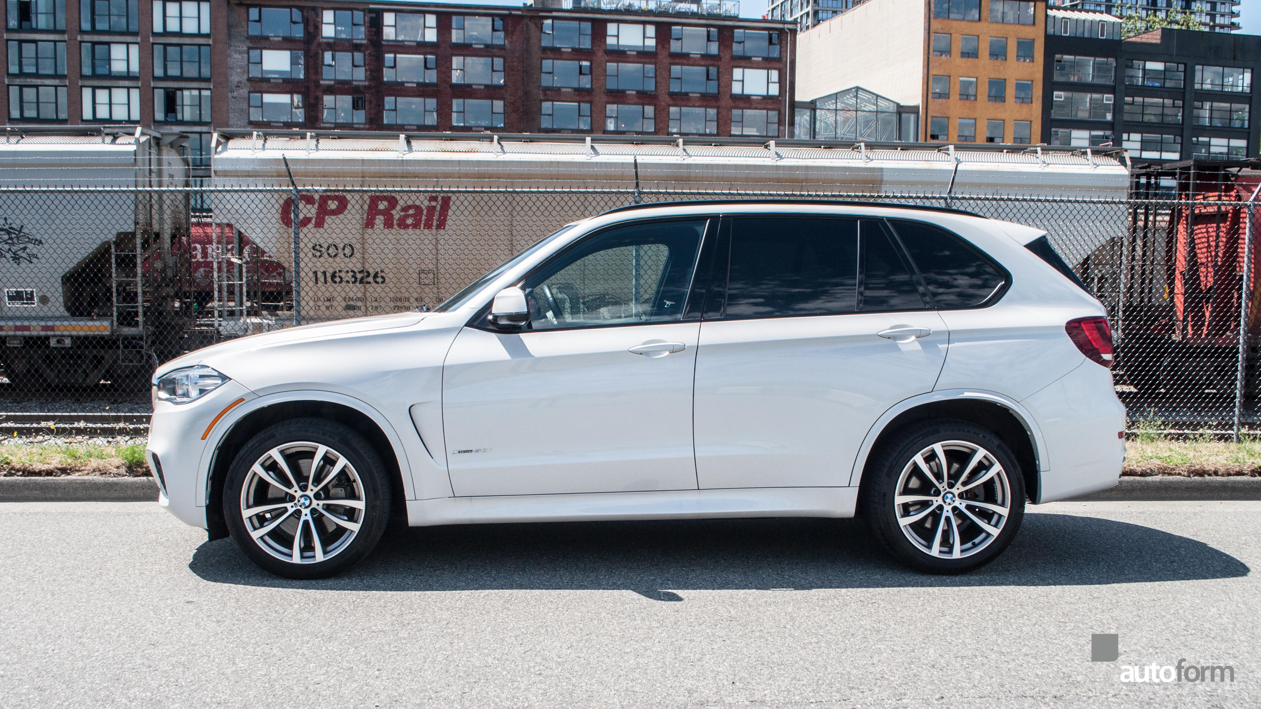 2015 Bmw X5 Xdrive50i Autoform
