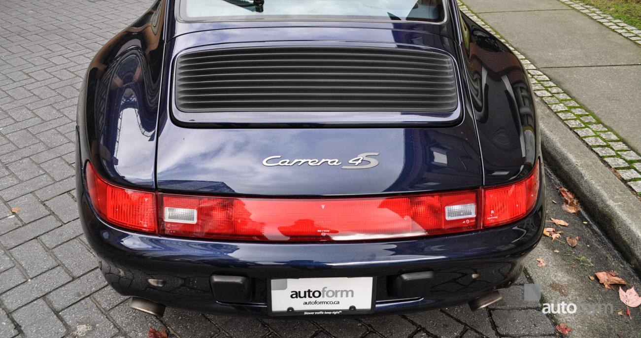 1996 993 Porsche C4S