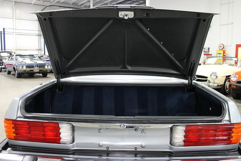 1984 mercedes benz 380sl gr auto gallery for Mercedes benz dealership kalamazoo