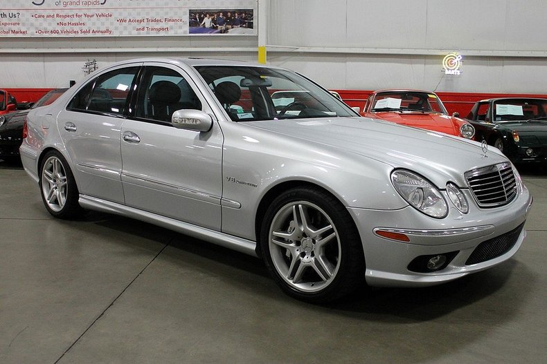 2006 mercedes benz e55 gr auto gallery. Black Bedroom Furniture Sets. Home Design Ideas