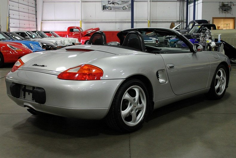 1997 porsche boxster gr auto gallery. Black Bedroom Furniture Sets. Home Design Ideas
