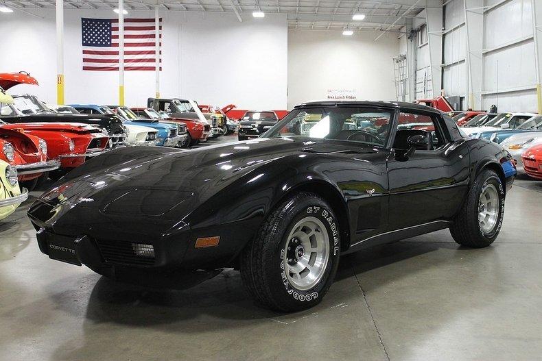 Worksheet. 1979 Chevrolet Corvette  GR Auto Gallery