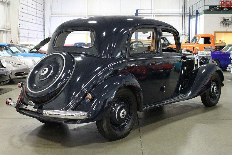 1949 mercedes benz 170 gr auto gallery for 1949 mercedes benz
