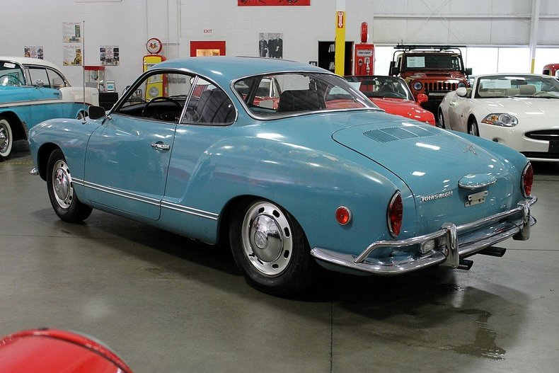 1968 Volkswagen Karmann Ghia Gr Auto Gallery