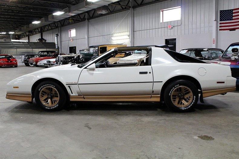 1984 Pontiac Trans Am Gr Auto Gallery