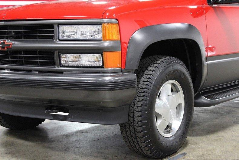1997 Chevrolet Tahoe Gr Auto Gallery