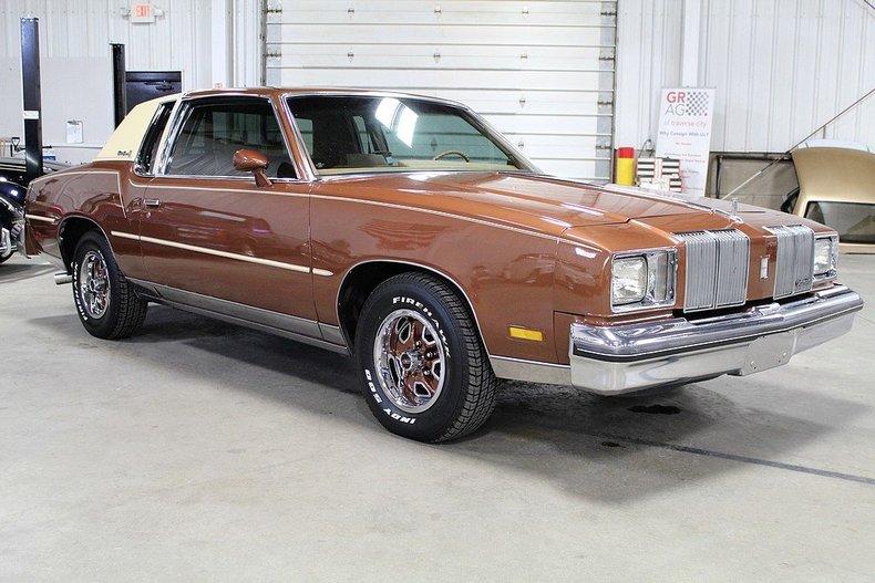 1978 Oldsmobile Cutlass Gr Auto Gallery