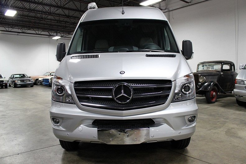 2014 mercedes benz airstream interstate gr auto gallery for Mercedes benz airstream interstate