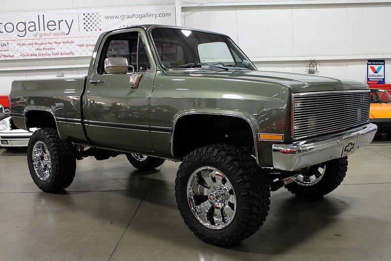 Metro Auto Sales >> 1984 Chevrolet C10 | GR Auto Gallery