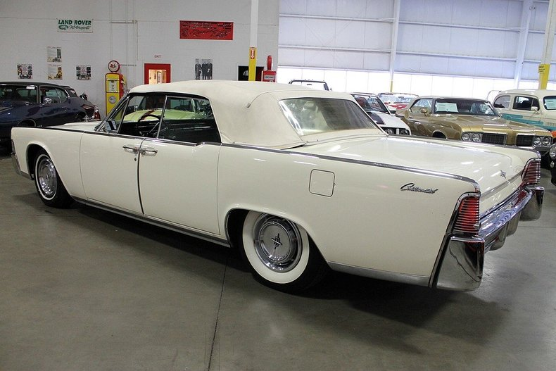 1965 lincoln continental gr auto gallery. Black Bedroom Furniture Sets. Home Design Ideas