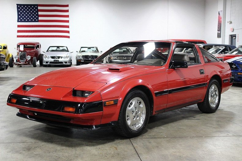 1985 nissan 300zx my classic garage. Black Bedroom Furniture Sets. Home Design Ideas