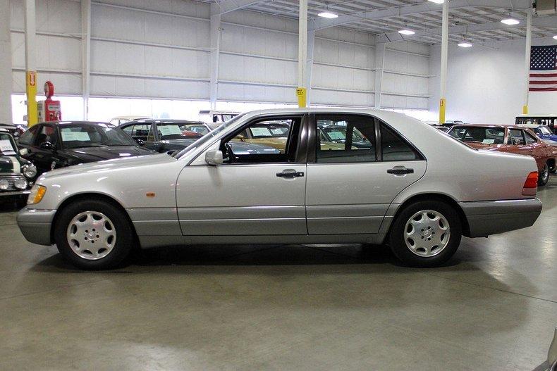 1996 mercedes benz s350 gr auto gallery for Silver spring mercedes benz service