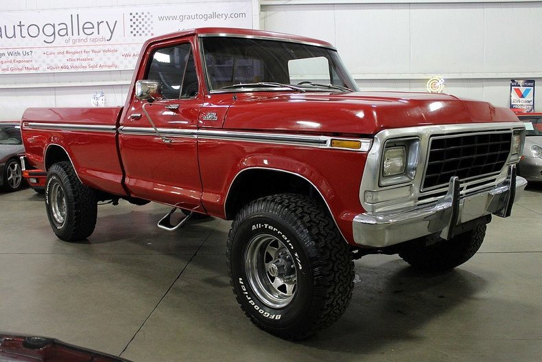 1977 ford f250 my classic garage for Garage ford chelles 77