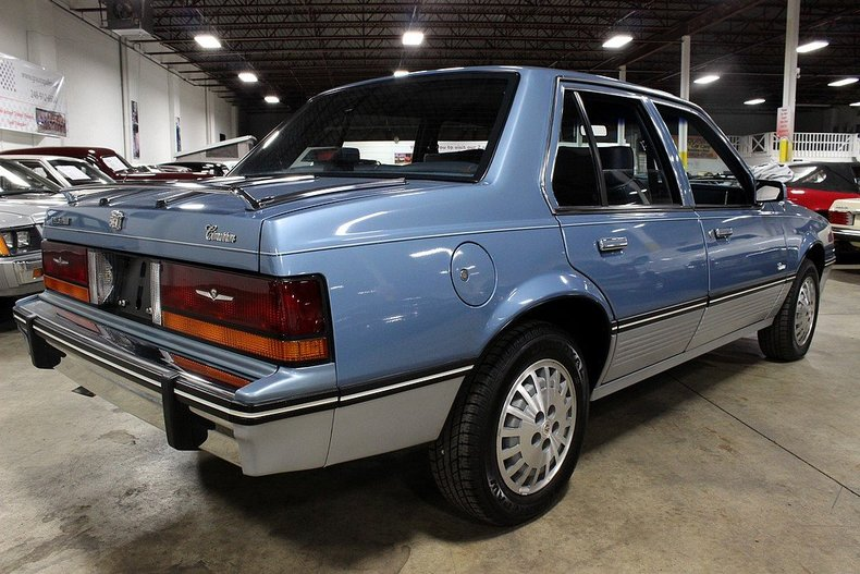 1987 Cadillac Cimarron My Classic Garage