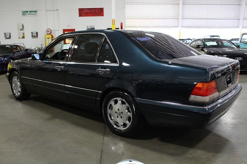 1996 mercedes benz s320 gr auto gallery for Mercedes benz 1996