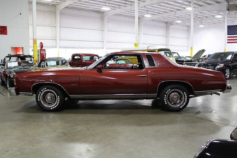 1974 Chevrolet Monte Carlo Gr Auto Gallery