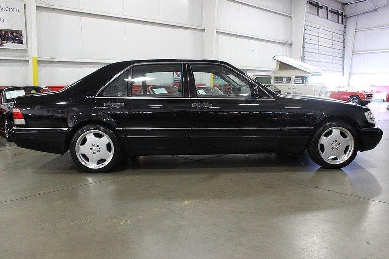 1999 mercedes benz s600 gr auto gallery